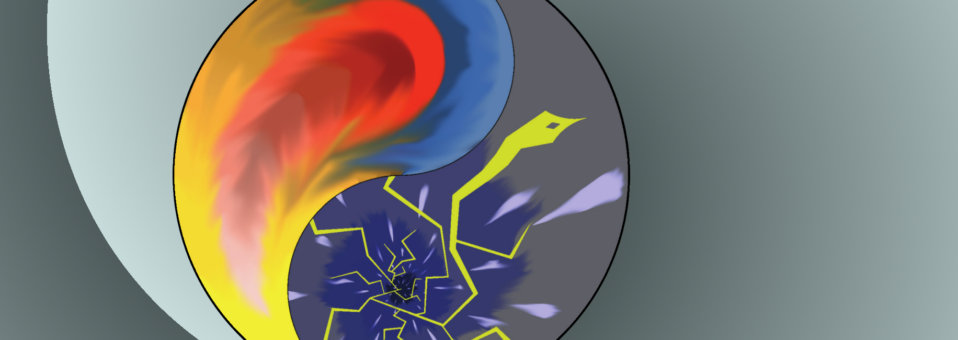 """The Fire Enlightening"""